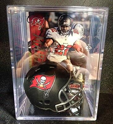 NEW Tampa Bay Buccaneers NFL Helmet Shadowbox w/ Doug Martin card