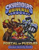 Portal of Puzzles Sticker Activity Book (Skylanders Universe)
