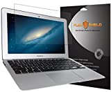 FlexShield [3-Pack] - Apple MacBook Air 11 (2013) Screen Protector with Lifetime Replacement Warranty - Ultra Clear Japanese PET Film - Bubble-Free HD Clarity with Anti-Fingerprint & Scratch Resistance
