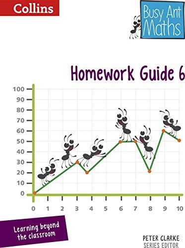 Busy Ant Maths - Homework Guide 6