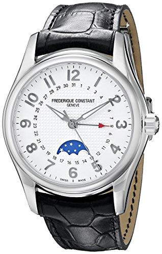 Frederique Constant FC330RM6B6 - Reloj para hombres, correa de cuero