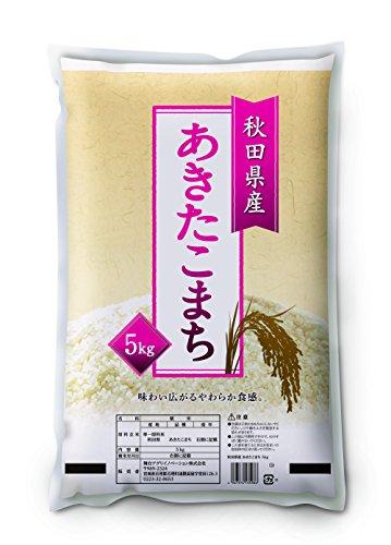 【精米】白米 秋田県産 あきたこまち 5kg 平成27年産