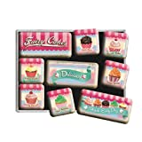 Ensemble-de-9-magnets-cupcakes-Fairy-Cakes-Delicious-Set