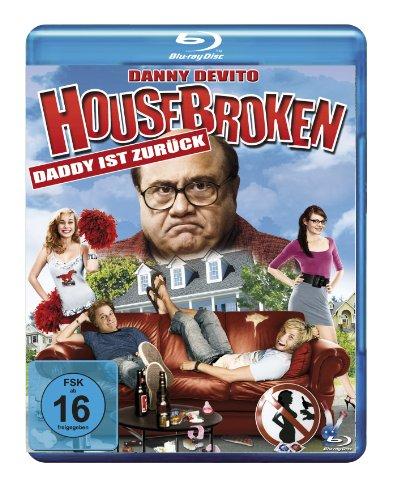 Housebroken - Daddy ist zurück [Blu-ray]