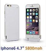 "POWER CASE iPhone 6s 6 4.7"""