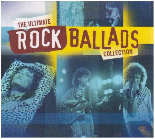 Various Artists - Rock Ballads - The Collection - Zortam Music