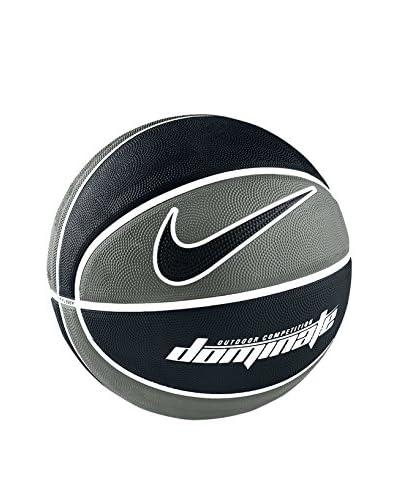 Nike Pallone da Pallacanestro Nk Dominate [Antracite/Nero/Bianco]