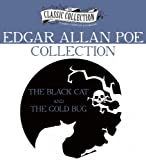 Edgar Allan Poe Collection: The Black Cat, The Gold Bug (Classic Collection (Brilliance Audio))