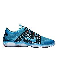 Nike Women's Wmns Air Zoom Fit Agility 2, BLUE LAGOON/BL LGN-CP-BRIGHT CRIMSON