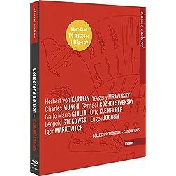 Classical Archive Collectors Edition, Vol. 4 - Conductors [Blu-ray]