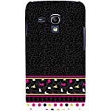 For Samsung Galaxy S3 Mini I8190 :: Samsung I8190 Galaxy S III Mini :: Samsung I8190N Galaxy S III Mini Nice Pattern ( Nice Pattern, Pattern, Stripes, Stripes Pattern, Tiger Pattern ) Printed Designer Back Case Cover By FashionCops