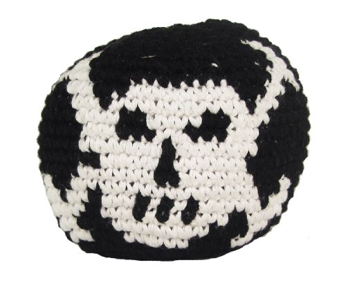 Hacky Sack - Skull and Cross Bones