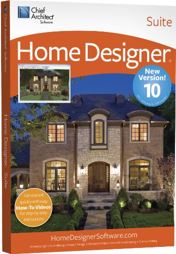 Save Chief Architect Home Designer Suite 10