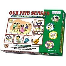 Creative Educational Aids 0697 Our Five Senses