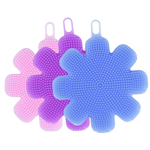 mcitymall77-3-colors-plum-shape-100-food-grade-silicone-muitifunctional-kitchen-wash-tool-silicone-d