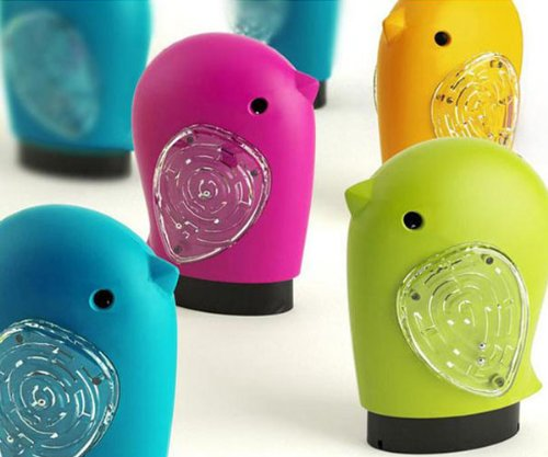 Creative Funny Bird Mini Battery Fan