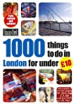 1000 things to do in London for under...
