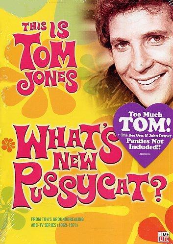 This Is Tom Jones: What'S New Pussycat? [DVD] [2010]