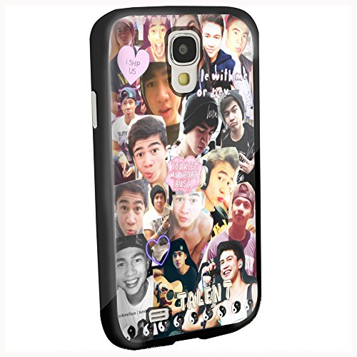 cal collage popular band Samsung Galaxy S4 Black (Calum Hood Galaxy S4 Case compare prices)