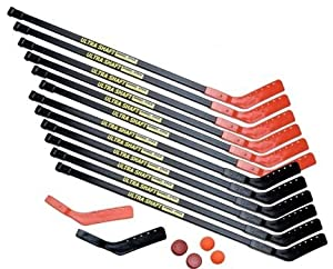 Champion Sports Ultra Shaft Hockey Set by Champion Sports