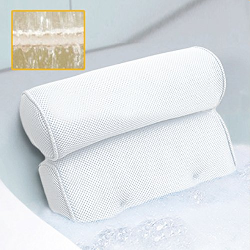 baby bathtub seat best spa pillow bath mat luxury bathing cushion extra large white. Black Bedroom Furniture Sets. Home Design Ideas