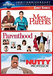 Comedy Favorites Spotlight Collection (Meet the Parents / Parenthood / The Nutty Professor)