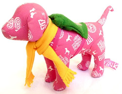 Victoria's Secret Pink Dog Phi Beta Pop Pink 2007 - 1