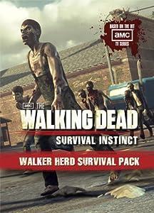 amazoncom the walking dead survival instinct walker