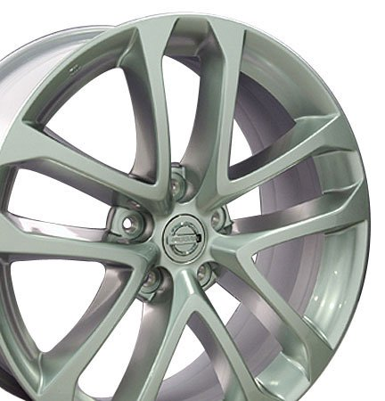 Factory Original Altima 62521 OEM Wheels Fits
