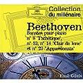 Sonates Pour Piano N�8, N�13, N�14, N�23