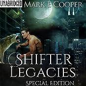 Shifter Legacies Special Edition: Books 1-2 | Mark E. Cooper