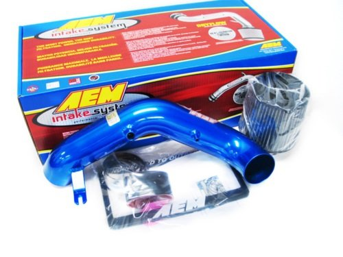 02-06 Acura RSX Type S BLUE AEM Shortram Air Intake Kit Cool Ram DC5 K20 (Rsx Type S Intake compare prices)