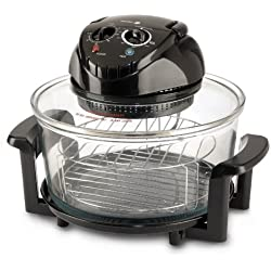 Fagor 670040380 12 Quart Halogen Tabletop Oven (Black)