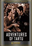 Cover art for  Adventures of Tartu (1943)