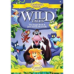Wild Tales (2 Disc Set) - Jungle Book, Jack and the Beanstalk