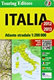Product icon of Atlante stradale Italia 1:200.000 2012-2013