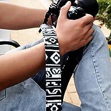 Vktechreg Vintage Camera Shoulder Neck Strap Belt For SL RDSL RNikon Canon Sony Panasonic Style E