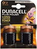 Duracell - Pile Alcaline - Dx2 Plus Power (LR20)