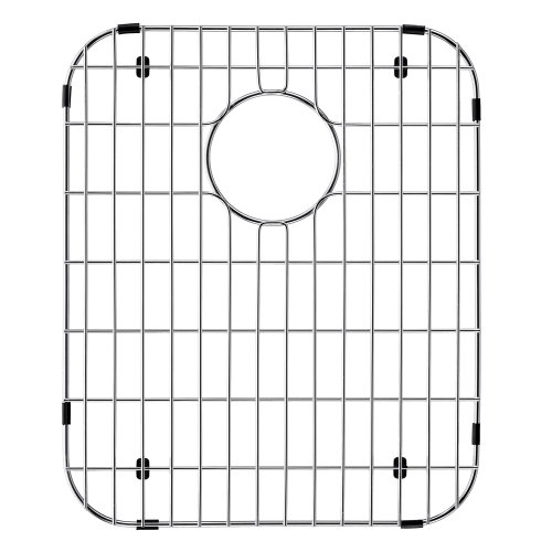 VIGO Stainless Steel Bottom Grid, 12.25-in. x 14.25-in. (Vigo Stainless Steel Sink compare prices)