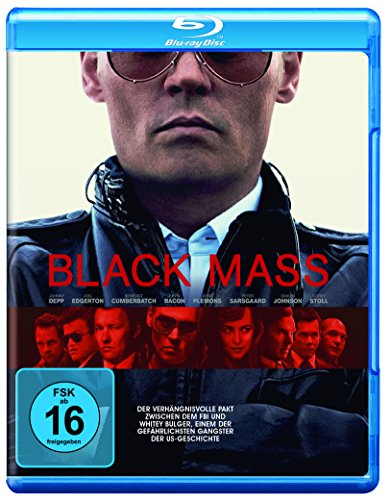 Black Mass [Blu-ray]