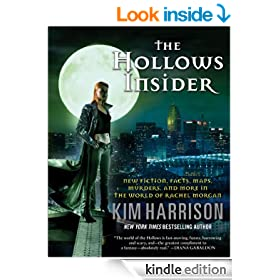 The Hollows Insider: New fiction, facts, maps, murders, and more in the world of Rachel Morgan
