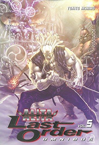 Battle Angel Alita Last Order Omnibus 05 (Battle Angel Alita Omnibus)