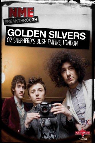 Golden Silvers - NME Breakthrough - 2009 - London