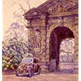 Entrance to the Botanical Garden, Oxford, Oxfordshire, by Walter John Bayes (Print On Demand)