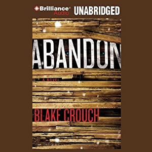 Abandon Audiobook