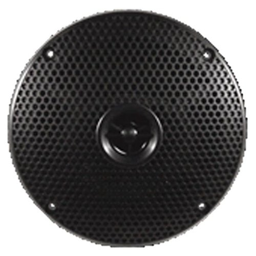"Prospec Electronics Sea5582B Seaworthy Marine Black 5"" Round Bicone Speaker"
