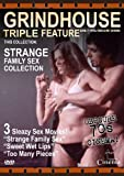 Strange Family Grindhouse Roughie Triple Feature