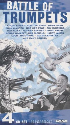 Battle of Trumpets by Louis Armstrong, Bix Beiderbecke, Harry James, Jabbo Smith and Miles Davis