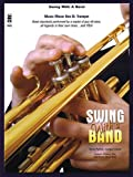 img - for Swing With A Band - Trumpet Book And CD (Music Minus One) book / textbook / text book