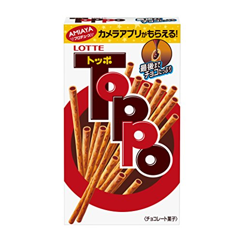 ロッテ トッポ 2袋×10箱